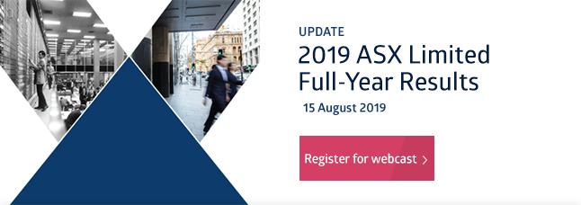 Home - Australian Securities Exchange - ASX