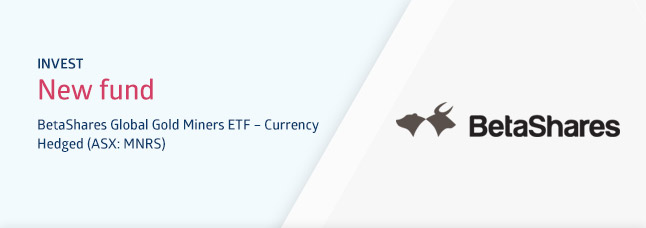 New ETF by Betashares