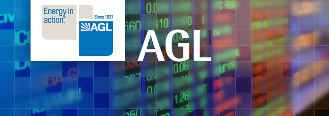 Commemorating the return of the AGL ticker