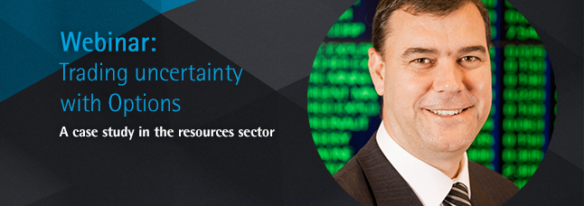 Join us to learn which options strategies you can deploy. Register now