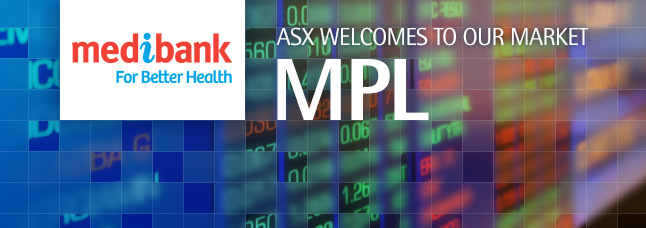 ASX welcomes Medibank Private Limited