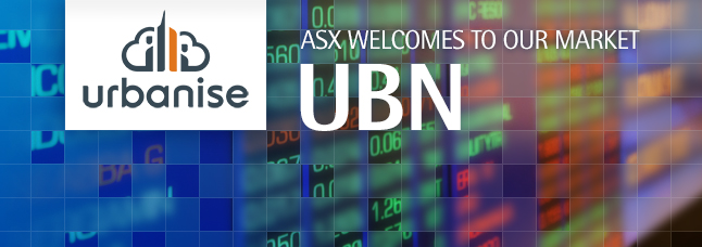 ASX welcomes Urbanise.com Limited