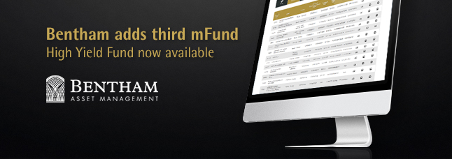 Learn more about the Bentham High Yield Fund