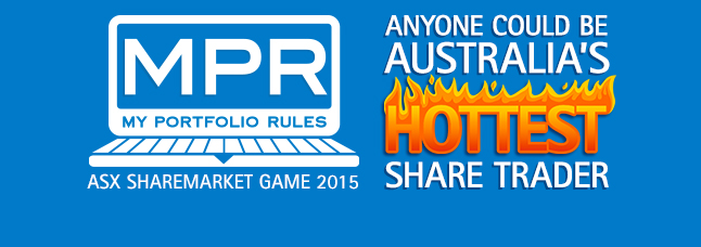 Sharemarket Game registrations open - create a league & invite your friends