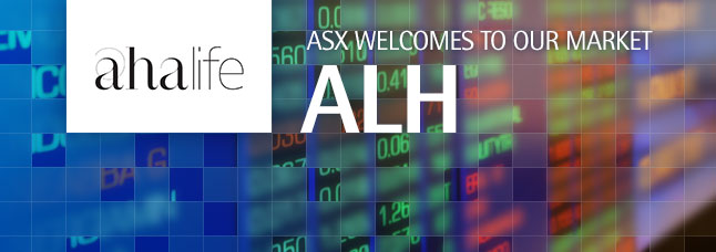 ASX welcomes AHAlife Holdings Limited