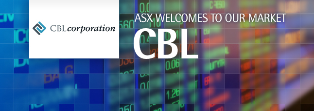 ASX welcomes CBL Corporation Limited