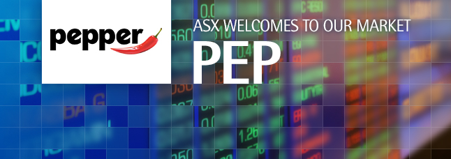 ASX welcomes Pepper Group Limited