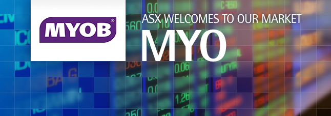 ASX welcomes MYOB Group Limited