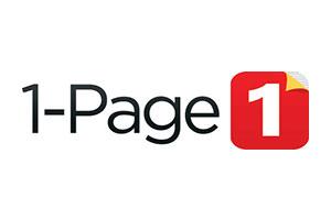 1-Page Ltd logo