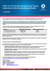 ASX 3 month Overnight Index Swap futures Product Factsheet