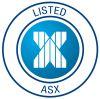 Listed ASX