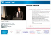 Mike Hawkins Investor Hour video image