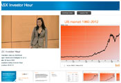 Julia Lee Investor Hour video image