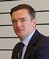 Photo of Kris Walesby, ETF Securities