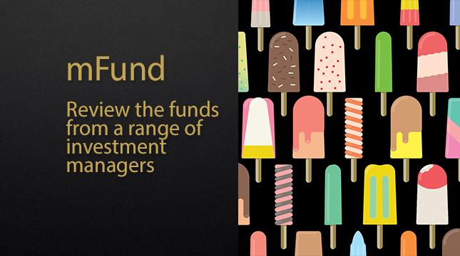 mFunds on offer